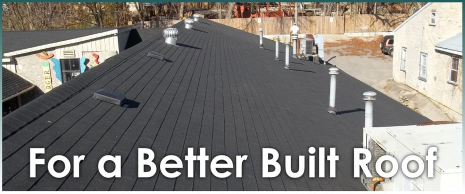 For a Better Built Roof - Roof